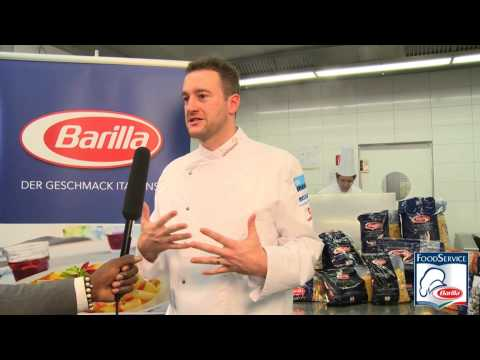 Barilla Kooperation mit Lehmanns Gastronomie